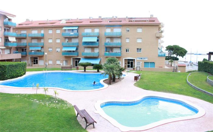 Location Appartement Ampolla (l´)